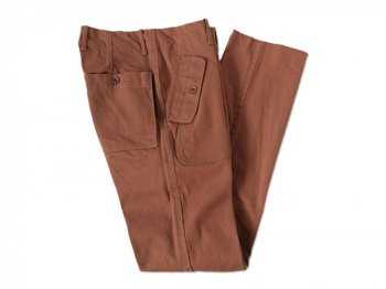 TATAMIZE FLIP CHINO BROWN