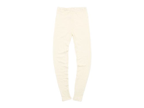 Tam Silk LEGGINGS CREAM