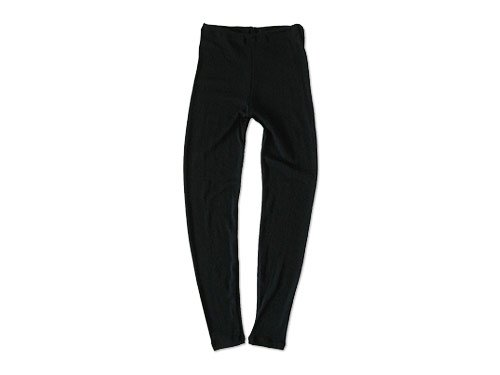 Tam Silk LEGGINGS BLACK