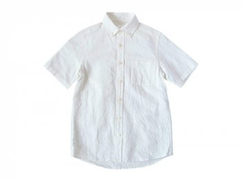 maillot sunset B.D. S/S shirts WHITE
