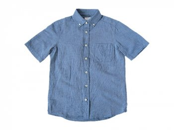maillot sunset B.D. S/S shirts BLUE