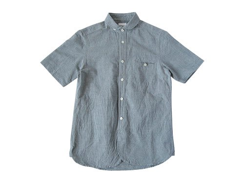 maillot sunset round work S/S shirts GRAY
