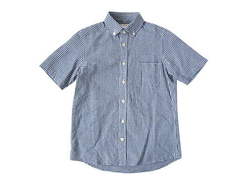 maillot sunset gingham S/S shirts / stripe S/S shirts