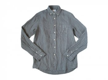 maillot sunset linen B.D. shirts GRAY