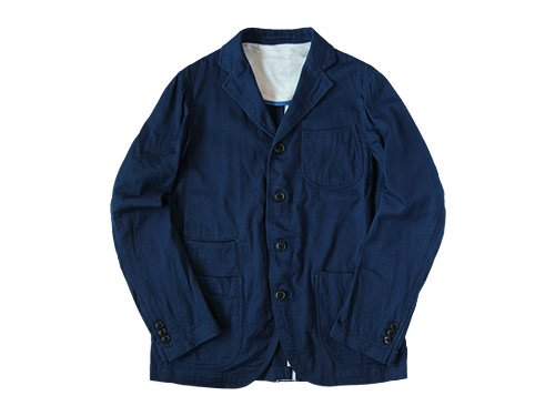 maillot b.label indigo 4B jacket / trouser