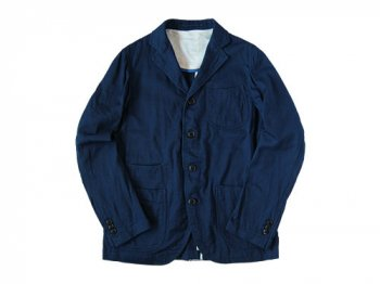 maillot b.label indigo 4B jacket
