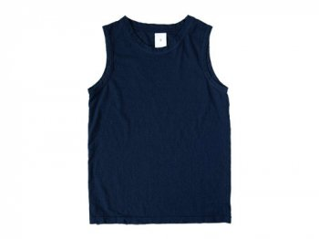 maillot no sleeve T NAVY