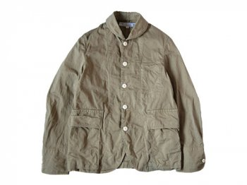 ordinary fits UTILITY JACKET KHAKI