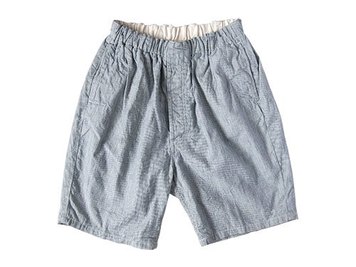 ordinary fits TRAVEL SHORTS STRIPE