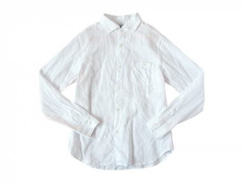 ordinary fits BD SHIRT WHITE