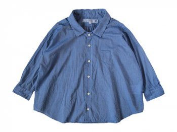 ordinary fits BARBAR SHIRT NAVY