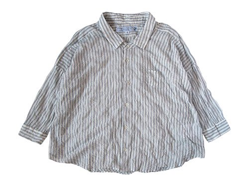 ordinary fits BARBAR SHIRT / FRENCH CROPPED