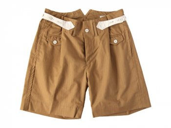 TATAMIZE WORK SHORTS MUSTARD