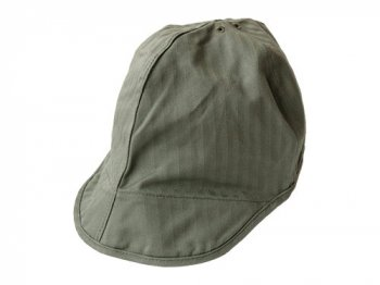 TATAMIZE -TRIM- WORK CAP OLIVE HB