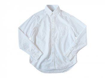 DAILY WARDROBE INDUSTRY DAILY B.D. SHIRT OPEN WHITE