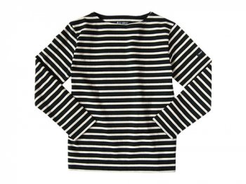 Le minor by DAILY WARDROBE INDUSTRY カットソー FRIDAY 2nd(BLACK x ECRU)