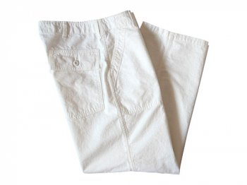 DAILY WARDROBE INDUSTRY DAILY BAKER PANTS WHITE