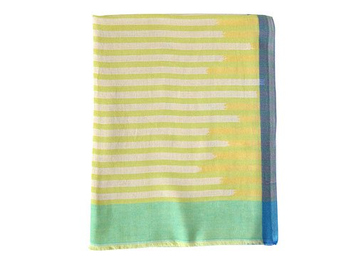SETH INDUSTRIES STRIPE STOLE YELLOW