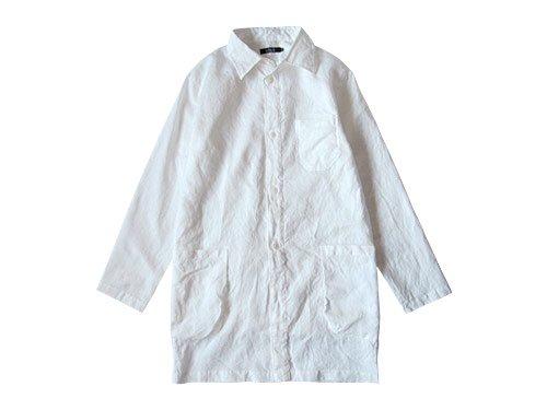 LOLO 麻コートシャツ