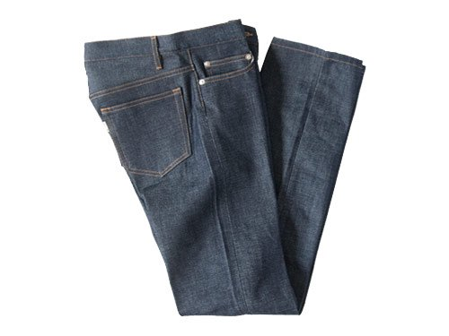 ordinary fits 5POKET DENIM STANDARD FITS / NARROW FITS