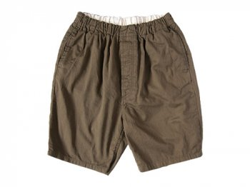 ordinary fits TRAVEL SHORTS OLIVE