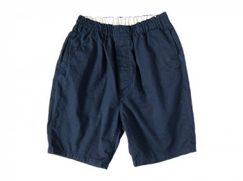 ordinary fits TRAVEL SHORTS NAVY