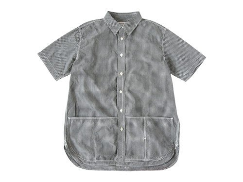 EEL Sunday Shirts 1/2 / クレープショーツ