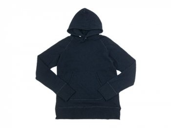 maillot sweat pull parka NAVY