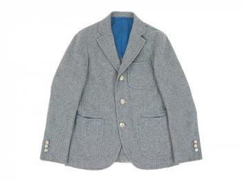 maillot Melton jacket LIGHT GRAY