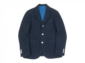 maillot Melton jacket DARK NAVY