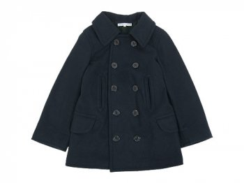 DAILY WARDROBE INDUSTRY DAILY STANDARD P-COAT NAVY