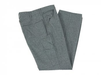 DAILY WARDROBE INDUSTRY DAILY PAINTER PANTS GRAY