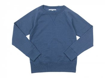 DAILY WARDROBE INDUSTRY DAILY CREW NECK SWEAT NAVY