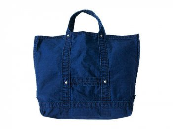 DAILY WARDROBE INDUSTRY DAILY TOOLS TOTE MEDIUM INDIGO