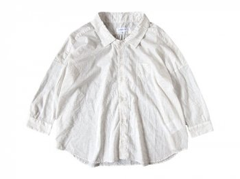 ordinary fits BARBAR SHIRT OFF WHITE