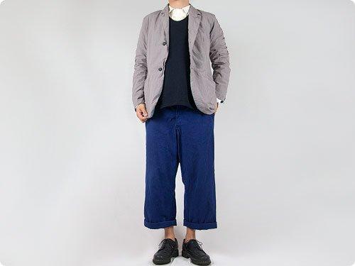 EEL Pocketable Jacket / Aun Boat Knit