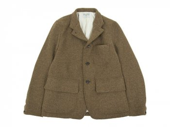 ENDS and MEANS Hunting Wool Jacket SOLID