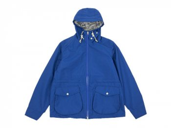 ENDS and MEANS Sanpo Jacket BLUE