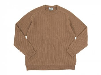 ENDS and MEANS Camel Knit CAMEL