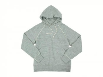 ENDS and MEANS Pullover Hoodie GRAY