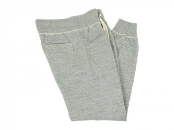 ENDS and MEANS Sweat Pants GRAY