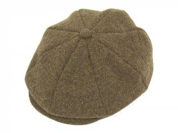 ENDS and MEANS News Boy Cap SOLID