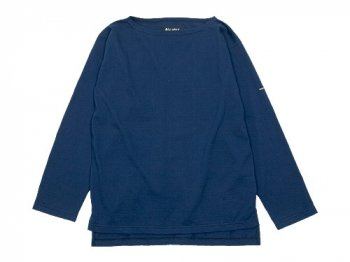 Le minor by DAILY WARDROBE INDUSTRY ボートネックカットソー WEDNESDAY(NAVY)
