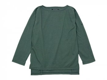 Le minor by DAILY WARDROBE INDUSTRY ボートネックカットソー THURSDAY(GARY)