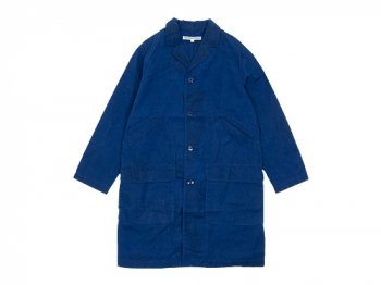 DAILY WARDROBE INDUSTRY DAILY STANDARD COAT BLUE