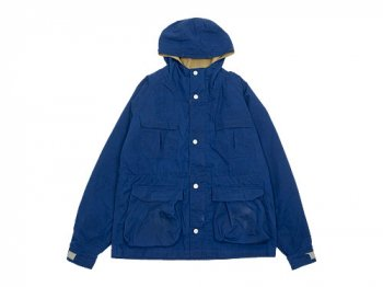 DAILY WARDROBE INDUSTRY MOUNTAIN PARKA BLUE