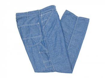 DAILY WARDROBE INDUSTRY DAILY PAINTER PANTS CHAMBRAY