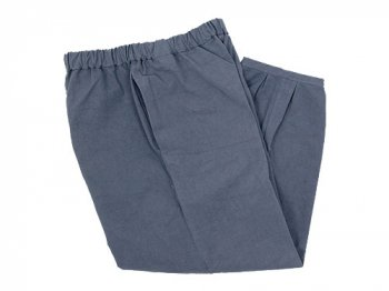Lin francais d'antan Parrot Cotton pants GRAY