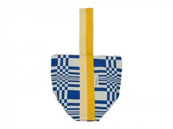 JOHANNA GULLICHSEN Tetra Handbag Doris BLUE