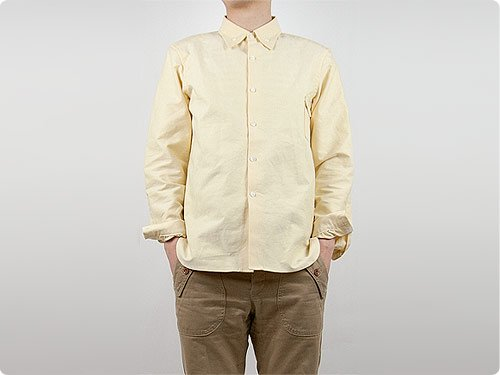 TATAMIZE B.D. SHIRTS YELLOW
